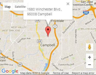 Campbell Cosmetic Dental Location
